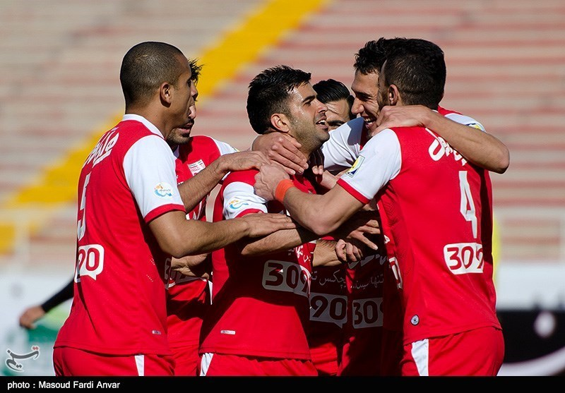 Tractor Sazi Edges Saipa in Iran Professional League