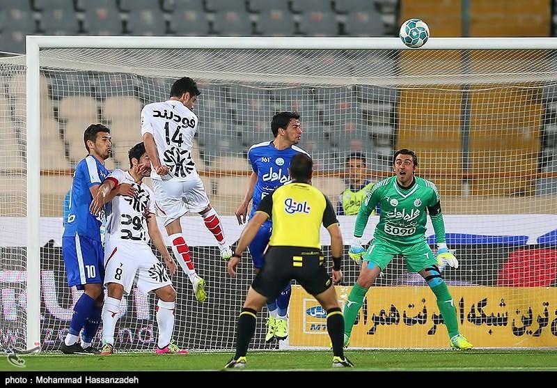 اعلام برنامه و اسامی داوران 7 دیدار هفته پنجم لیگ برتر فوتبال