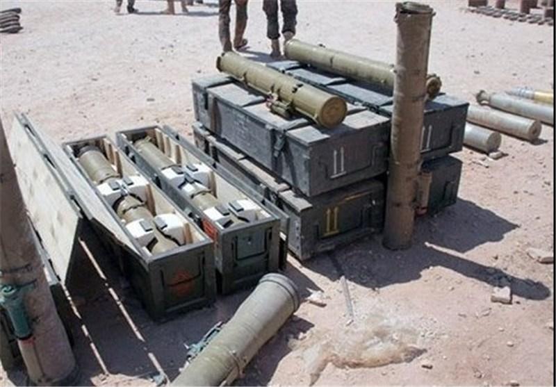 سلاح اسرائیلی - سوریا
