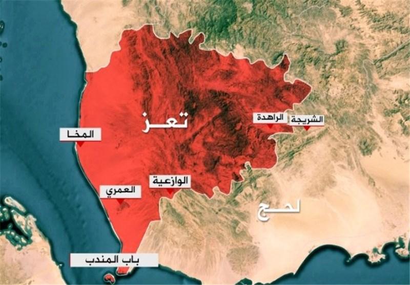 هلاک 30 من مرتزقة العدوان السعودی بینهم قائد عسکری فی تعز