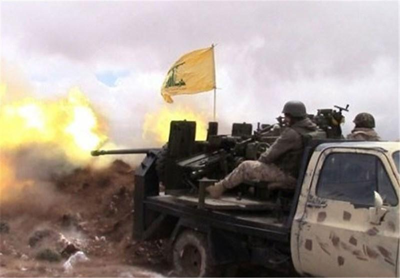 حمله حزب الله به داعش