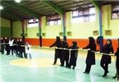 تیمهای برتر مسابقات طنابکشی کشوری بانوان در ایلام معرفی شدند