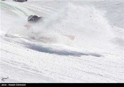 SNOWBOARD YARIŞMALARI