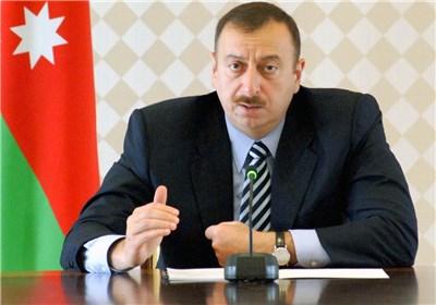 الهام علی اف برای چهارمین بار متوالی برنده انتخابات ریاست  جمهوری آذربایجان شد