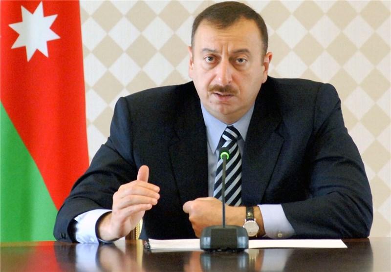 الهام علیاف رئیس جمهوری آذربایجان