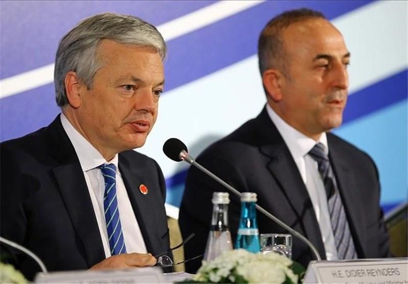 Belgium, Turkey Eye Presence in Iran's Gas, Energy Market
