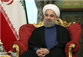 Iranian President Congratulates Kazakhstan on Independence Day