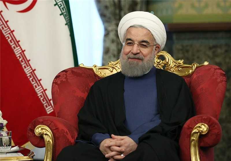 Iran President Congratulates Muslims on Prophet's Birth Anniversary