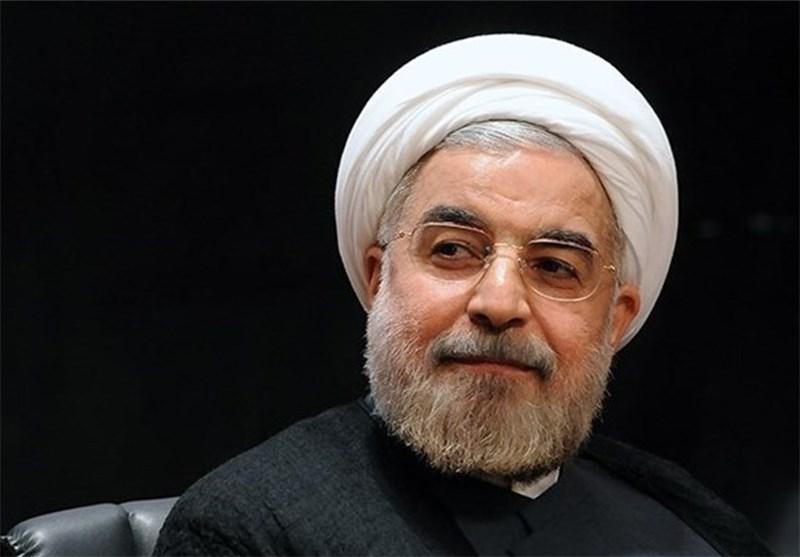 President Rouhani Felicitates Poroshenko on Ukraine's National Day