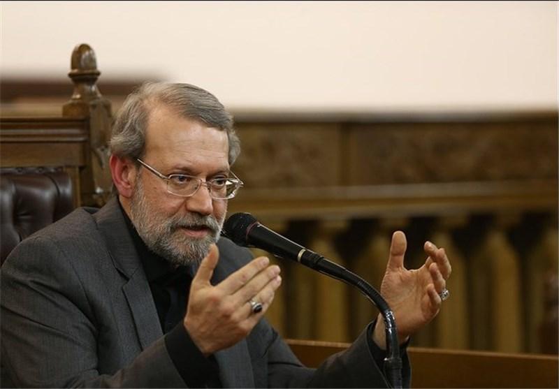 Iran's Larijani Due in Russia for Interparliamentary Conference