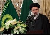 معارفه حجت السلام رئیسی به تولیت آستان قدس رضوی