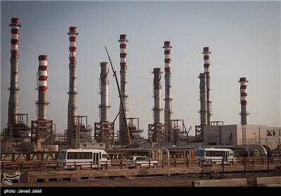 بازدید وزیر نفت از پالایشگاه نفت ستاره خلیج فارس