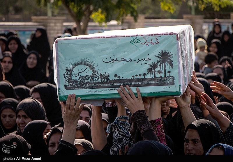 شهر حمزه استان خوزستان میزبان شهدای گمنام میشود