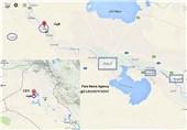 قطع مهمترین خطوط امدادرسانی داعش بین عراق و سوریه