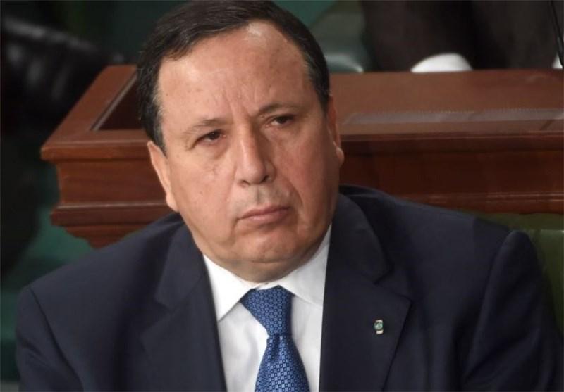 وزیر خارجه تونس