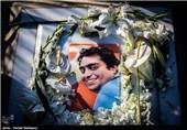 گرامیداشت یاد میلاد حجتالاسلامی در مراسم روز خبرنگار + عکس