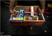 اردبیل| کارگاه غیرقانونی تولید مواد محترقه در اردبیل شناسایی شد