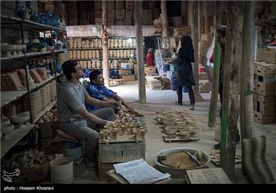 HAMEDAN'DA ÇÖMLEKÇİLİK