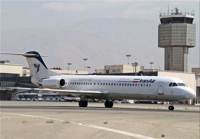 27 هواپیمای زمینگیر از فرودگاهها خارج میشود