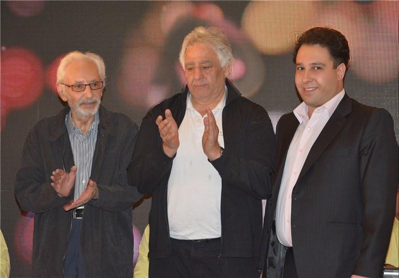 آلبوم تصویری «چکاوک» با حضور هنرمندان رونمایی شد