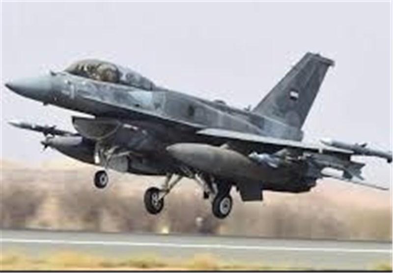 سقوط طائرة حربیة اماراتیة فی الیمن ومقتل طیاریها