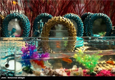 "Iranian People Getting Prepared for ""Nowruz"" Holidays"