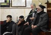 روضه خوانی جمعی از مداحان به مدت 27 سال در مساجد تهران