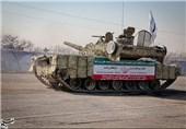 """بهزودی؛ پیوستن """"تانک کرار"""" به سازمان رزم ارتش و سپاه/ خودروی تجسسی شهرام رونمایی میشود"""