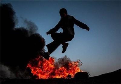 چهارشنبه سوری ، آتشی به جان مردم