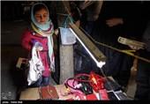 دستفروشان بازار تبریز