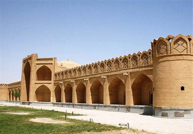 کاروانسرای مادر شاه اصفهان