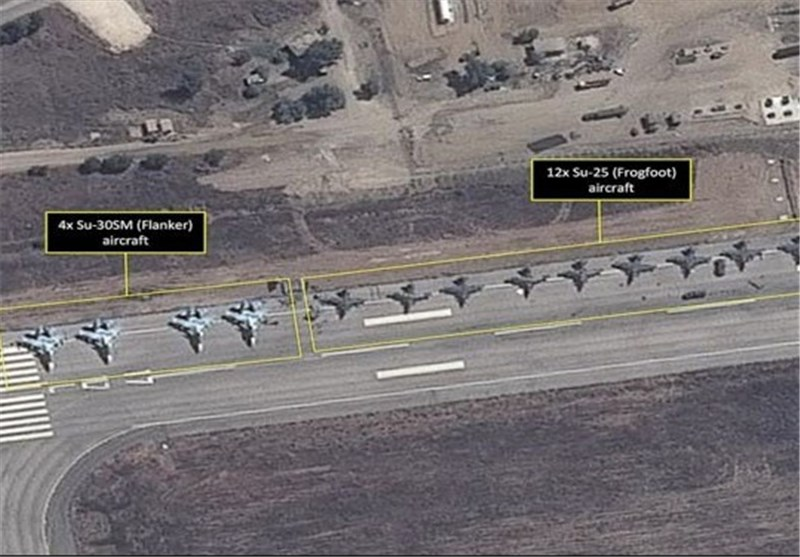 Russia Establishing Permanent Presence at Its Syrian Bases: Report