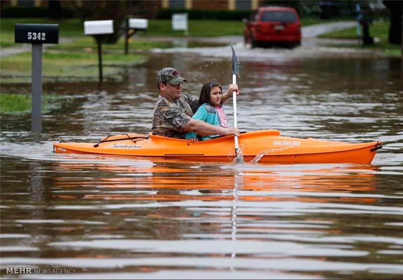 خسارت 202 میلیارد دلاری اقتصاد آمریکا از طوفان های سال 2017