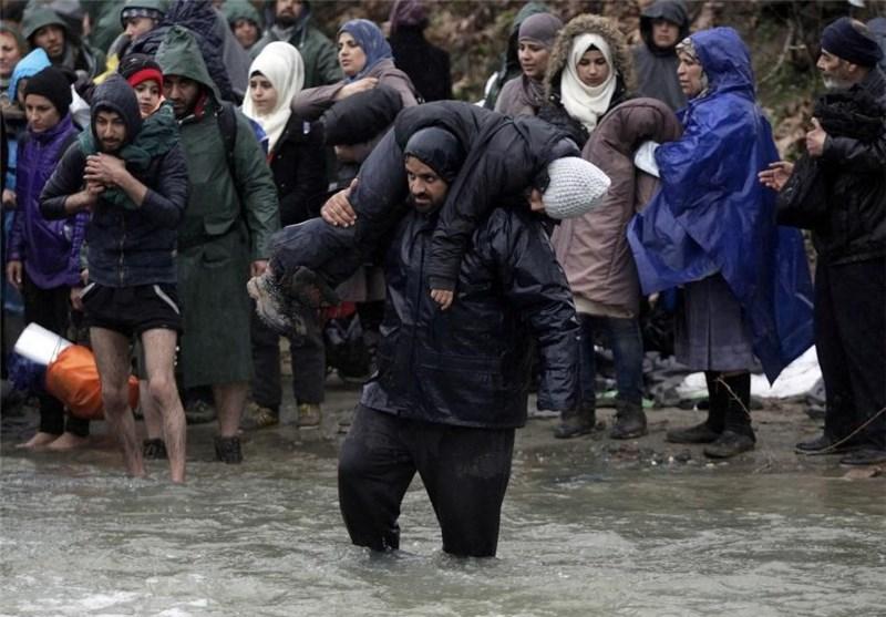 پناهجویان یونان
