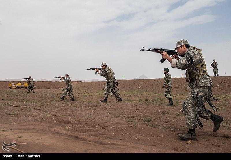 پایگاه دائمی «تیپ 25 واکنش سریع نیروی مخصوص ارتش» به تبریز منتقل شد