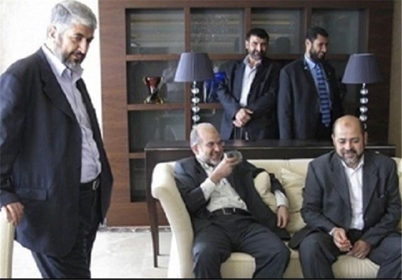 حماس خالد مشعل
