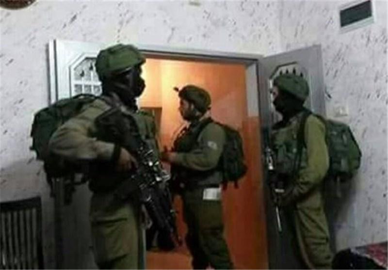 القوات الاسرائیلیة
