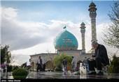 پنجشنبه آخر سال در امام زاده طاهر کرج