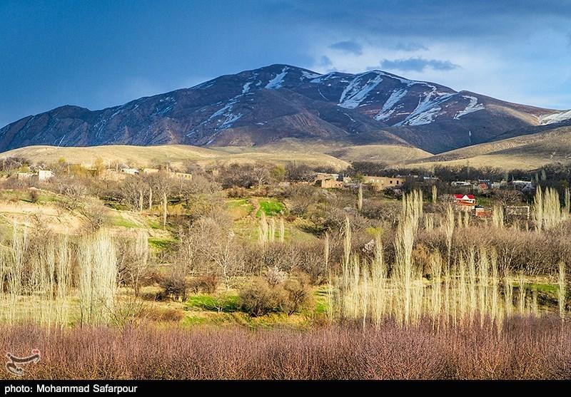 روستاهای شیروان در آستانه نوروز