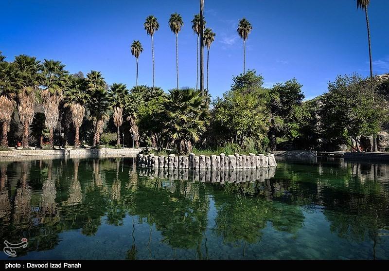 مجموعه تفریحی، تاریخی چشمه بلقیس توران در یاسوج