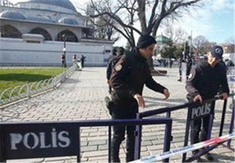 انفجار یهز اکبر شارع تسوق فی اسطنبول