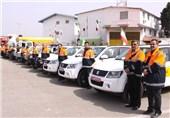 70 نقطه پرتصادف در استان همدان شناسایی شد
