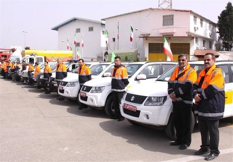 20 اکیپ راهداری در خراسانجنوبی مشغول ارائه خدمات هستند