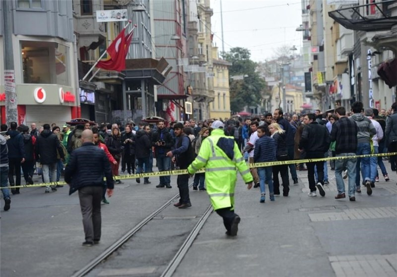 Suicide Bombing in Istanbul Kills at Least 4, Injures 20