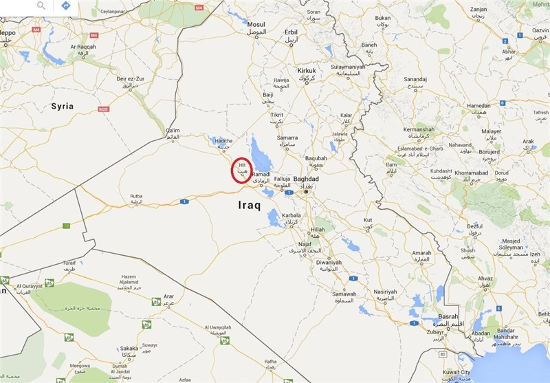 Iraqi Forces Stage Raid to Retake Hit in Anbar Province