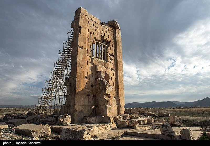 مجموعه تاریخی پاسارگاد - شیراز