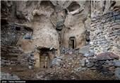جدال انسان با طبیعت شگفت انگیزترین روستای صخره ای جهان در ایران + تصاویر