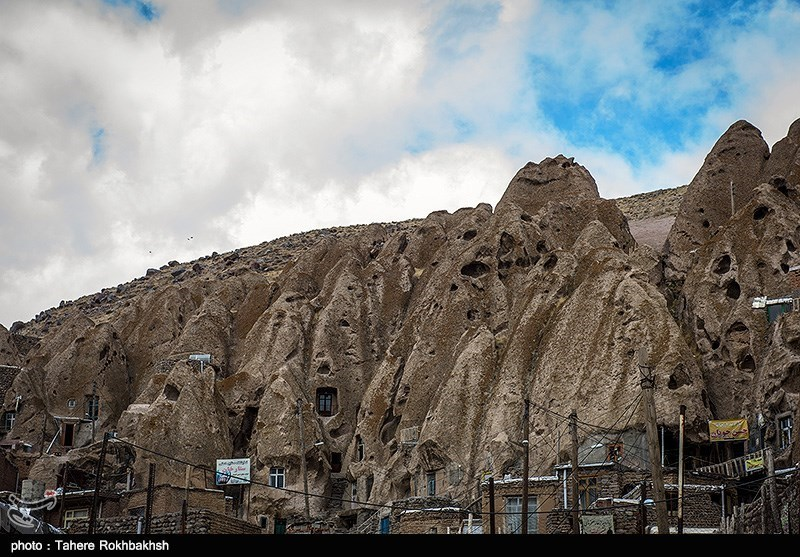 Kandovan Village, A Rocky Architectural Oddity in Iran