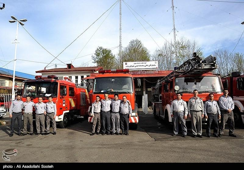 100 میلیارد ریال برای نوسازی تجهیزات آتش نشانی زنجان اختصاص یافت