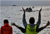 Over 100,000 Migrants Cross Med to Europe since January: UN
